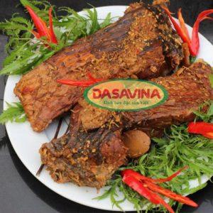 Cá kho Tiến Vua - đặc sản cho người sành ăn